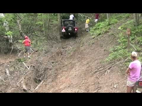 Jeep Jamboree Stony Lonesome Gut Buster Youtube