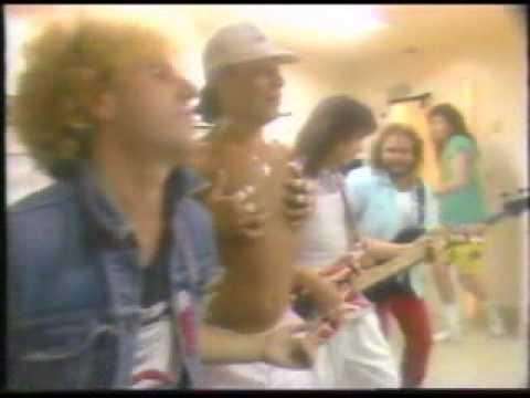 Van Halen Live - Pre-Show Warmup 1986