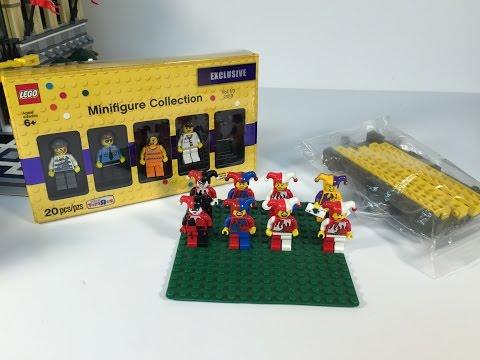 LEGO HAUL #313 Plus TRU Collectible Minifigure Set #5002146 Review