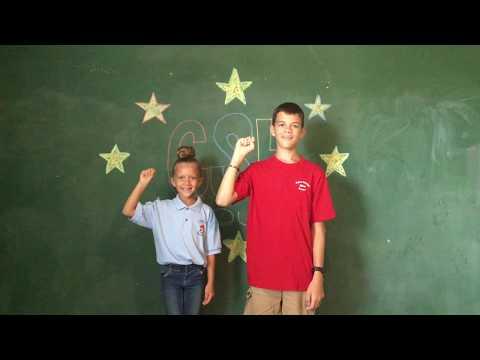 Catholic Schoolhouse T2 W7 History Hand Motions