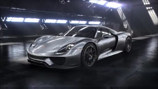 2017 porsche 918 spyder commercial youtube. Black Bedroom Furniture Sets. Home Design Ideas