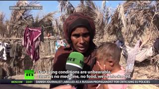 Hungry for peace  Inside Yemeni village dying from starvation (Disturbing footage)