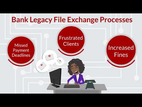 Creating File Exchange Shared Services for Banks