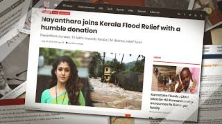 Top Donations so far in Relief Fund- Kerala floods
