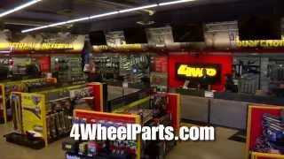 4 Wheel Parts - Truck and Jeep Parts and Accessories
