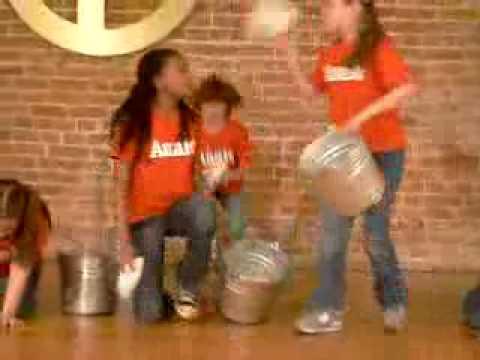 Annie National Tour Orphans on KATV ABC