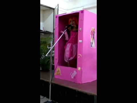 Fancy Dress - Barbie Girl - Lavanya Bartakke