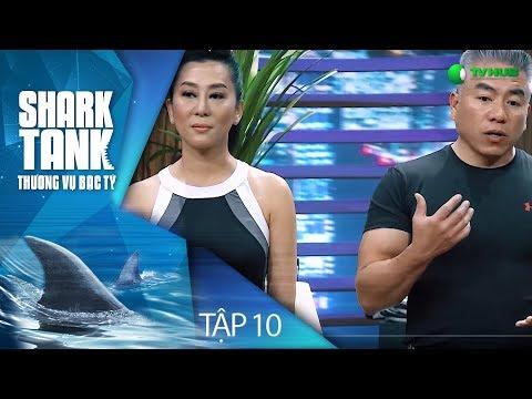 MC Kỳ Duyên Cùng Startup Giá Nửa Triệu Đô | Shark Tank Việt Nam Tập 10 [Full]