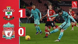 Highlights: Southampton 1-0 Liverpool