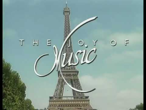 MUSIC FROM ST. MARTIN'S CHURCH - COLMAR, FRANCE  (The Joy of Music with Diane Bish)