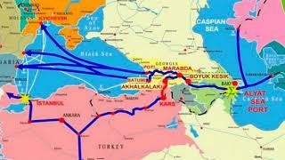 Смерть России. Китай вытесняет РФ с Южного Кавказа