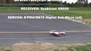 e flite leader 480 whittier narrows
