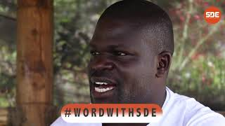 #WordWithSDE featuring Radio Maisha's Billy Miya