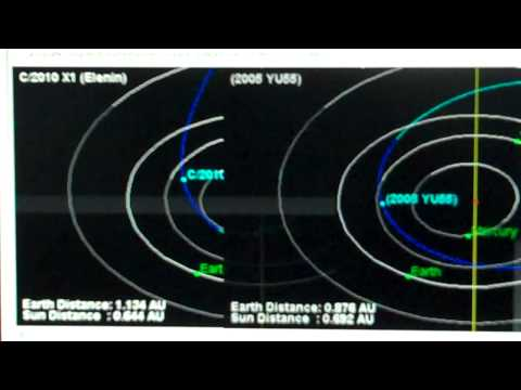 Comets And Asteroids 2012
