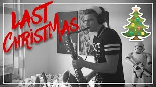 Wham - Last Christmas [Saxophone Trap Remix]