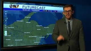 Upper Peninsula Weather Forecast - December 4, 2019