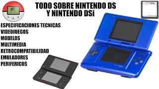 Todo Sobre la Nintendo DS(i) (2018)