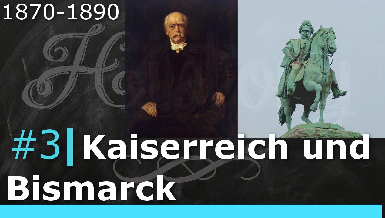 Kaiserreich Und Bismarck In 5 Minuten Zusammenfassung Youtube