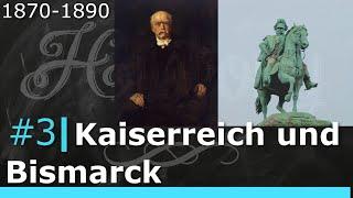 Kaiserreich und Bismarck in 5 Minuten (Zusammenfassung)