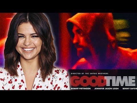 SELENA GOMEZ Interviews GOOD TIME Director JOSH SAFDIE & Producer