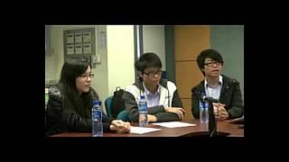 2011年11月11日標中升讀大學校友分享Part 2