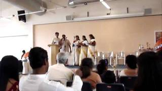 Onam Song - WMA Association 02 - England