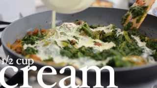 Saag Paneer Recipe - How To Make Traditional Indian Saag Paneer
