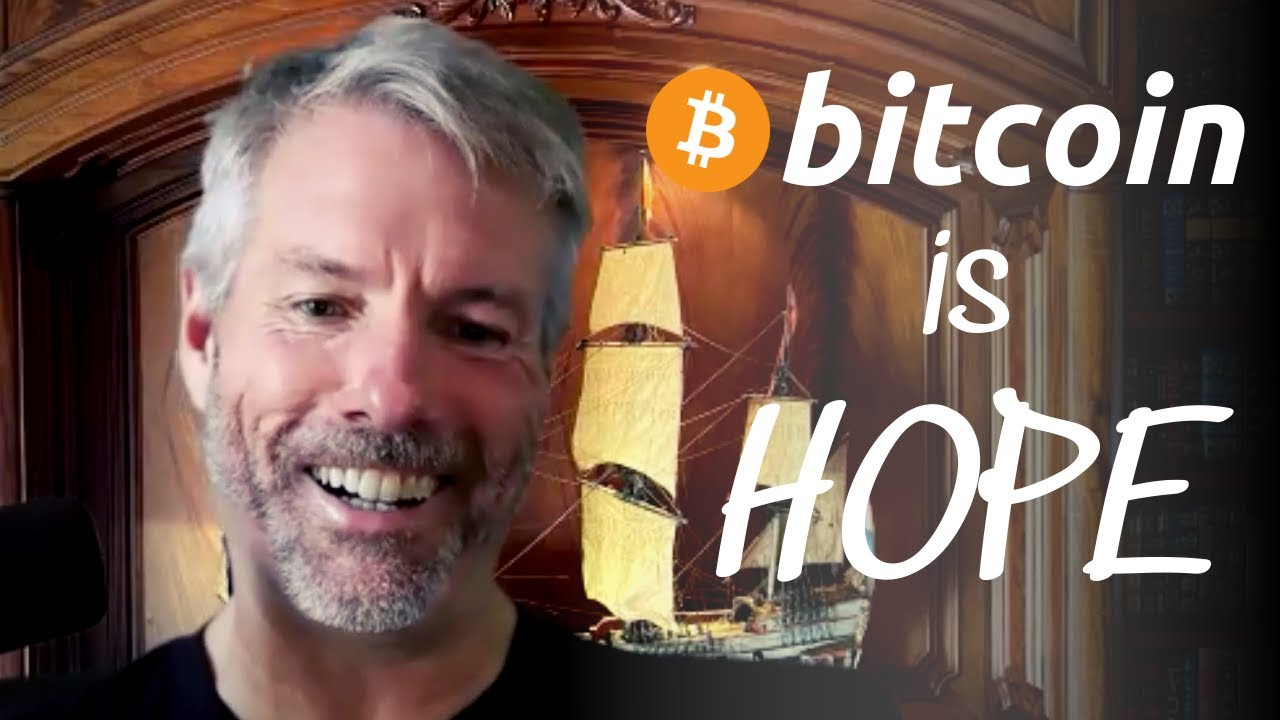 🎬 Bitcoin Rapid Fire: Michael Saylor- Bitcoin is Hope