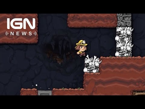 Spelunky 2 Likely Pushed to 2020 - IGN News