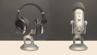 ModMic Wireless VS Blue Yeti (Sound Comparison)