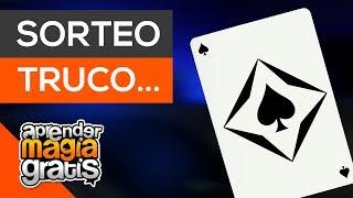 Truco y Sorteo Ninja | Aprender Magia Gratis