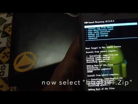 Install Lollipop on Galaxy S duos (L-touch rom)