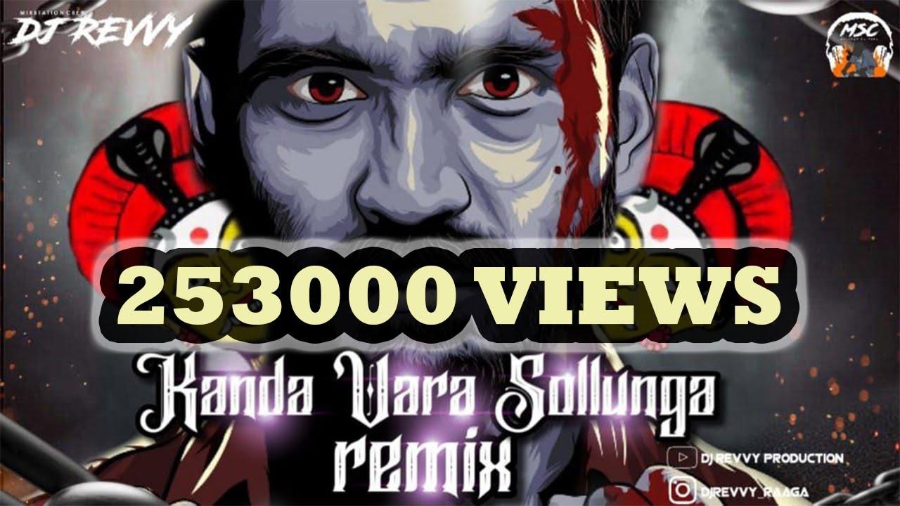 Download Kandha Vara Sollunge - Karnan (Psytrance House Mix)   Dj Revvy #karnan #kandha #dhanush #hit #djrevv