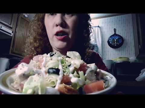 ✴CASEY'S GENERAL STORE | Super Supreme Chef Salad Mukbang