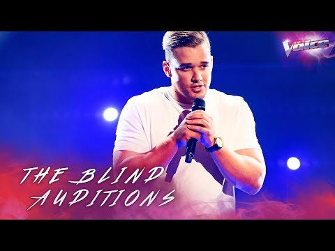 Blind Audition: Clint Posselt sings Malibu | The Voice Australia 2018