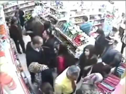 التحرش الجنسي في المحلات العربية