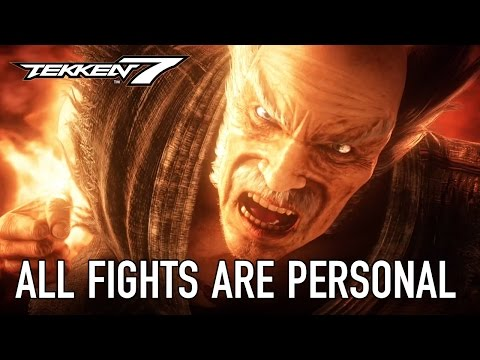 Tekken 7 - PS4/XB1/PC - All fights are personal (E3 2016 Extended Trailer)