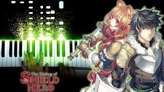 "[Tate No Yuusha No Nariagari OP] ""RISE"" - MADKID (Piano)"