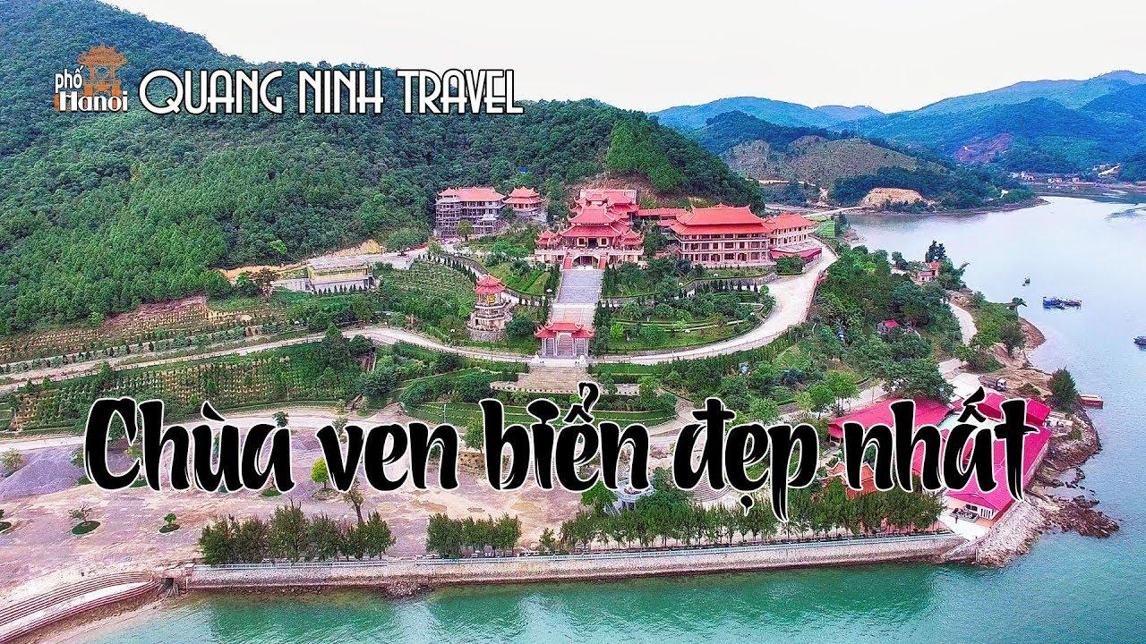 Ngôi chùa ven biển đẹp nhất Quảng Ninh – Chùa Cái Bầu Vân Đồn #hnp