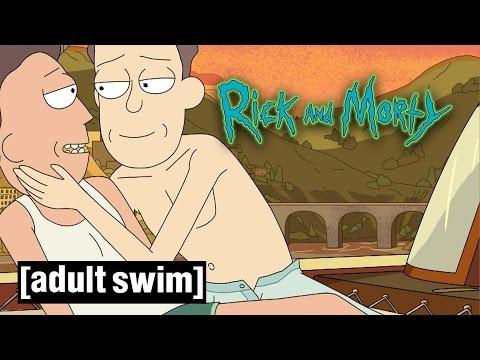5 Times Jerry Questioned Everything | Rick and Morty | Adult Swim