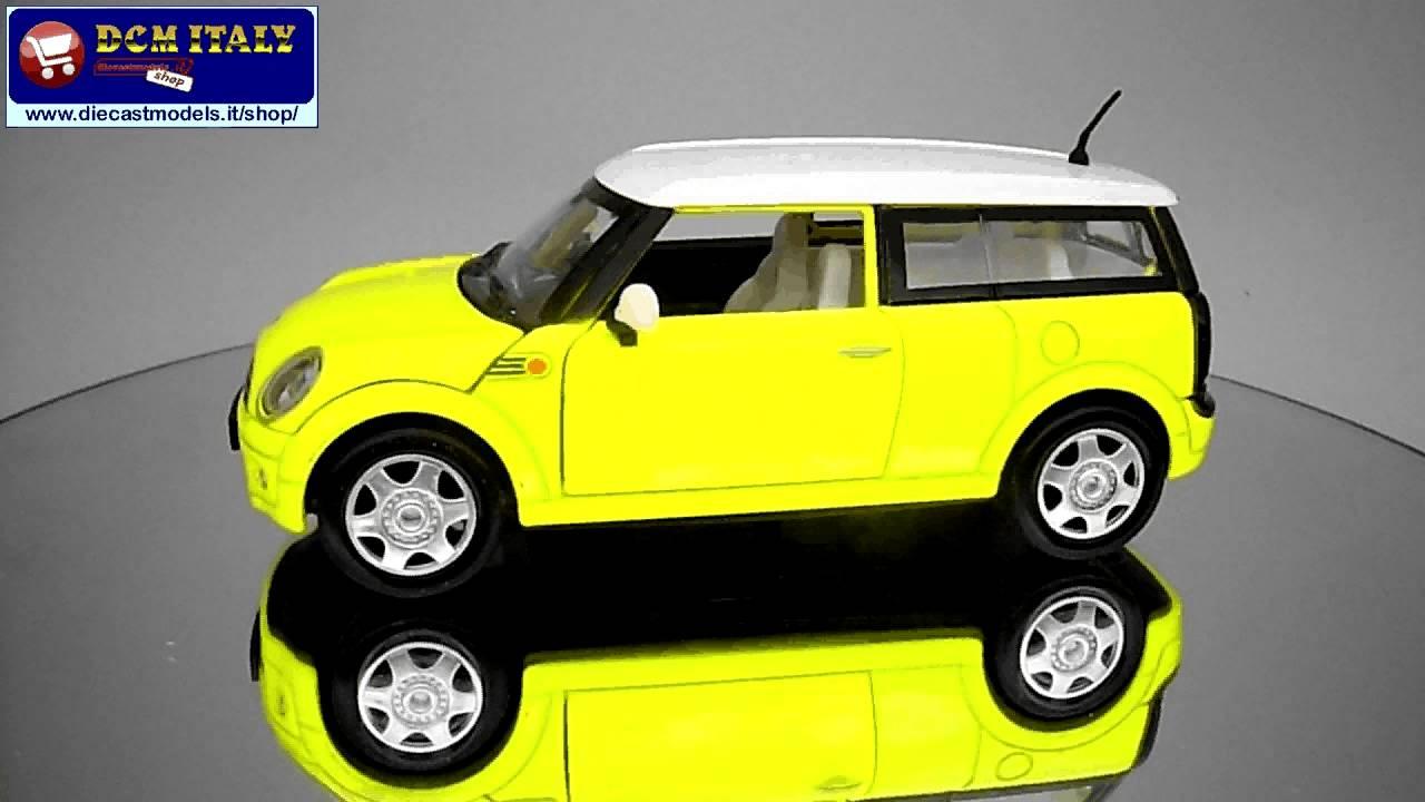 Wanbao Mini Cooper Clubman Yellow Hd Youtube