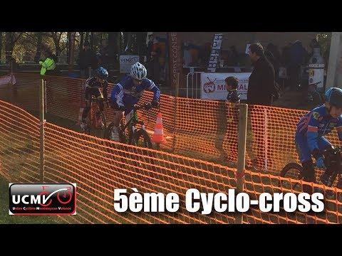 Cyclo Cross Montmeyran Valence - 5ème édition  - 18 11 2018