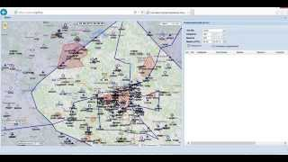 Составление плана полёта на сайте IVPRF.RU