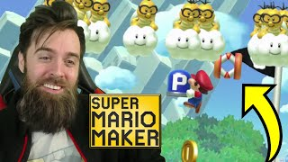 Ok This is Just Hilarious [SUPER MARIO MAKER]