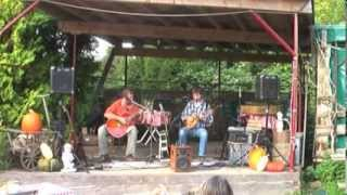 Double Trouble Acoustic Duo - Like a Tall Thin Girl (Jethro Tull cover)