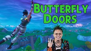 Fortnite Montage - &quotBUTTERFLY DOORS&quot (Lil Pump)