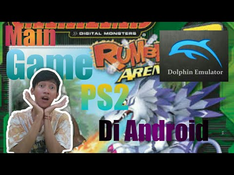 BISA MAEN GAME PS2 DI ANDROID - Emulator Dolphin ...