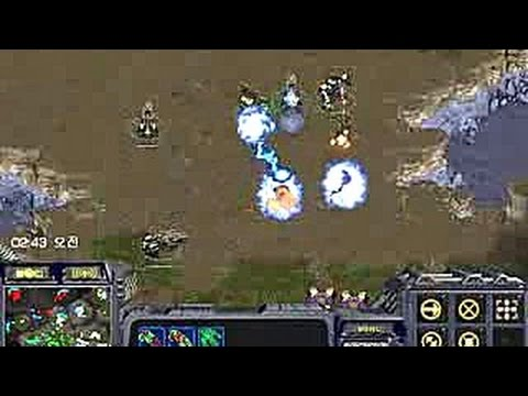 3 대 2 역전게임!! Starcraft Brood war, Broadcasting Gameplay.