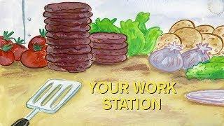 Krusty Krab Training Video Video