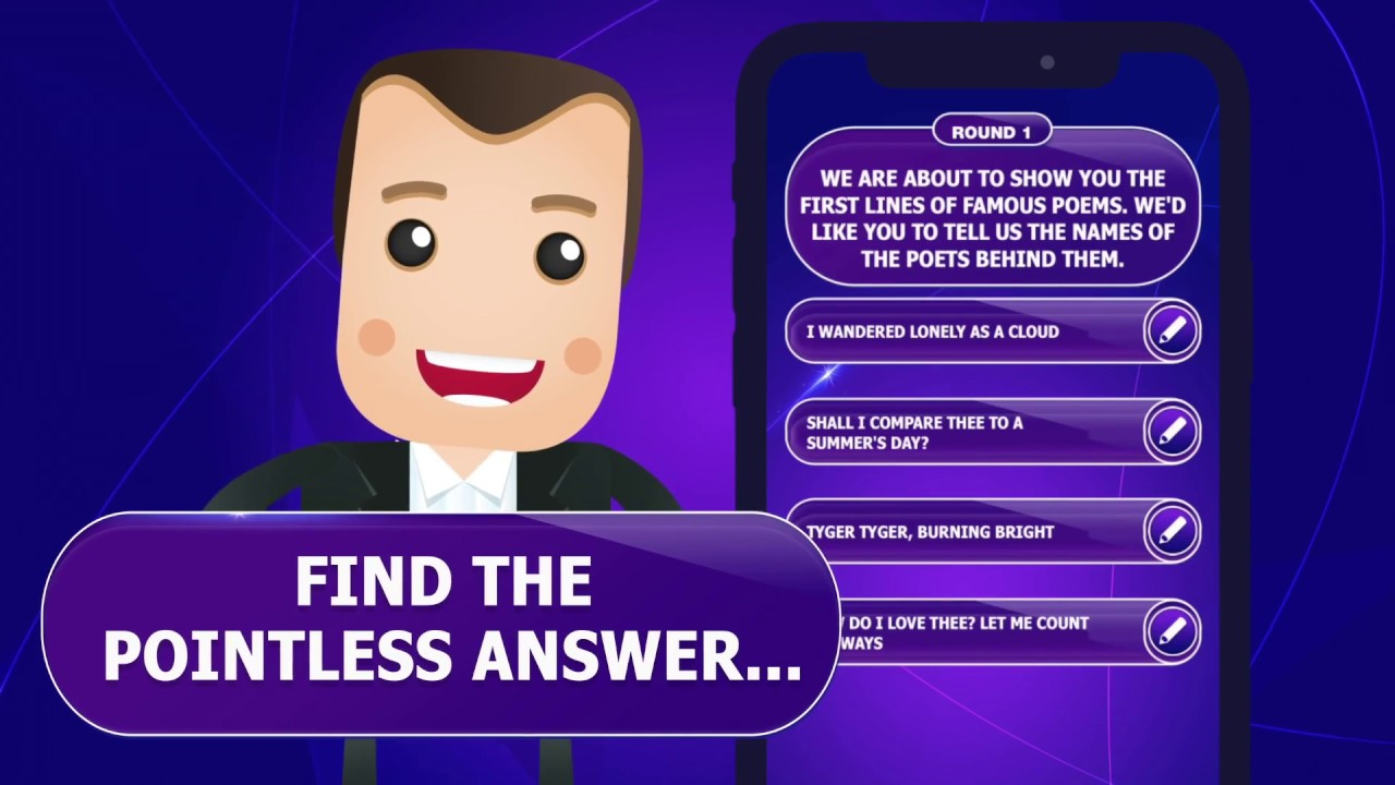 Pointless Quiz - Find the Pointless answer in the smash-hit trivia game!